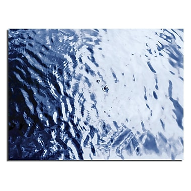 Varick Gallery 'Blue Tranquility III' Photographic Print; 20'' H x 30'' W x 1'' D