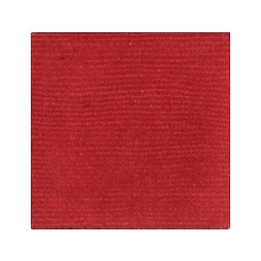 Varick Gallery Villegas Red Area Rug; Round 8'