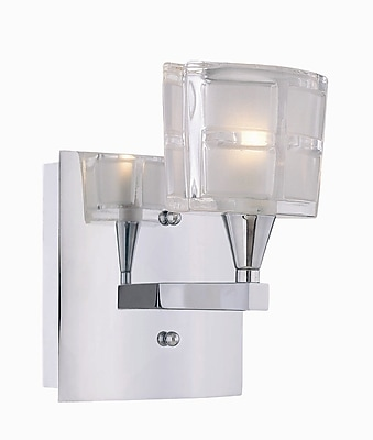 Varick Gallery Cassel 1-Light Armed Sconce