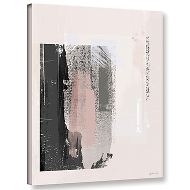 Varick Gallery 'Way Out' Graphic Art Print on Canvas; 10'' H x 8'' W x 2'' D