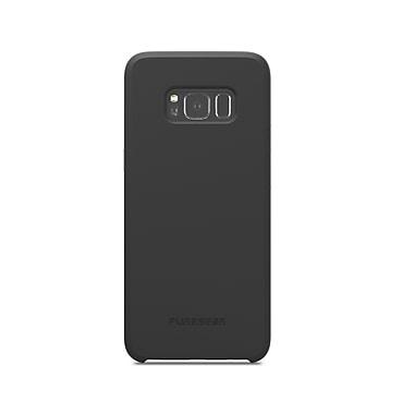 Puregear – Étui de cellulaire SoftTek pour Galaxy S8 Plus, noir (61852PG)