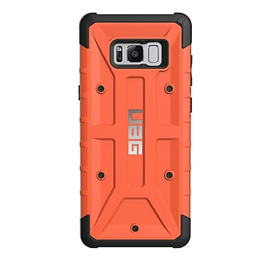 UAG – Étui Pathfinder pour Galaxy S8 Plus, orange (GLXS8PLSART)