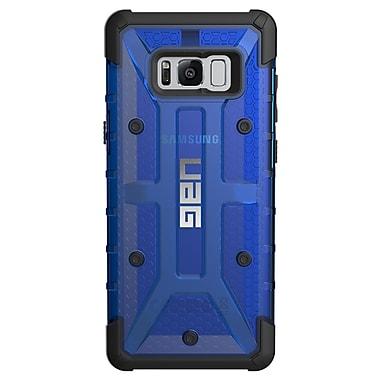 UAG Plasma Cell Phone Case for Galaxy S8 Plus, Blue (GLXS8PLSLCB)
