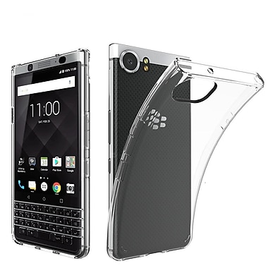 Blu Element - Étui gel pour BlackBerry KEYone, transparent (BCTBKCL)