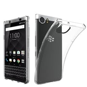 Blu Element Gel Skin Cell Phone Case for BlackBerry KEYone, Clear (BCTBKCL)