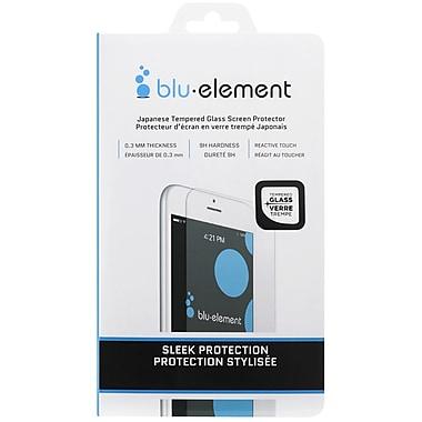 Blu Element - Protecteur d'écran en verre trempé pour BlackBerry KEYone (BTGBK)