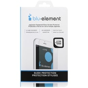 Blu Element – Étui en verre trempé pour iPhone X, transparent (BTIPH822)