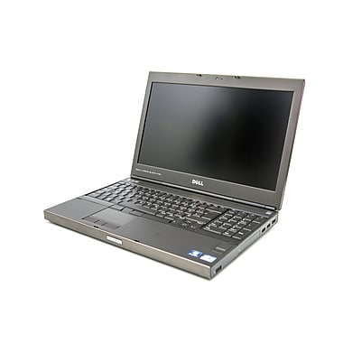 Dell - Poste de travail Precision M4700 15,6 po remis à neuf, 2,8 GHz Intel Core i7 3840QM, DD 500 Go, 16 Go DDR3, Win 10 Pro