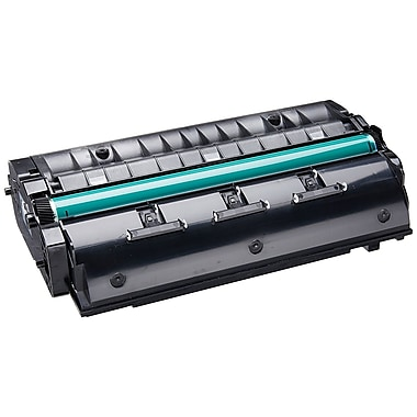 Ricoh Black Toner Cartridge, High Yield, 6400 Pages (406989)