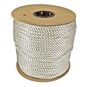 Orion Ropeworks Twisted Nylon Rope, White, 600'