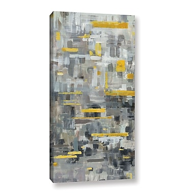 Varick Gallery 'Reflections II' Print on Canvas; 24'' H x 8'' W x 2'' D