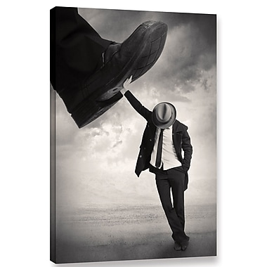 Varick Gallery 'Still Standing' Graphic Art Print on Canvas; 12'' H x 8'' W x 2'' D