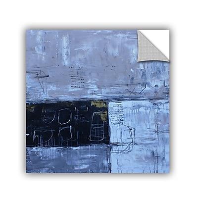 Varick Gallery Printers Row Concrete I Wall Mural; 24'' H x 24'' W x 0.1'' D