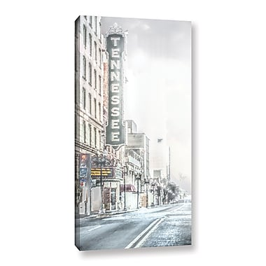 Varick Gallery 'Tennesse Theatre' Painting Print On Wrapped Canvas; 12'' H x 6'' W x 2'' D