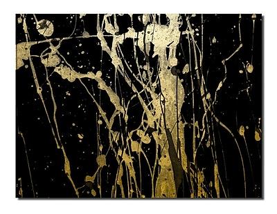 Varick Gallery 'Surge' Painting Print; 30'' H x 40'' W x 1'' D