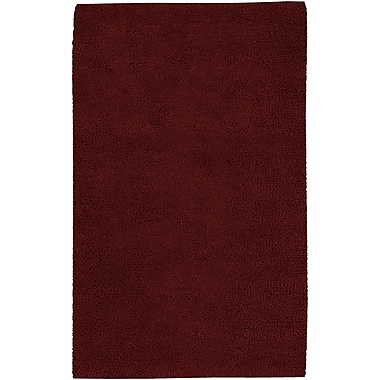 Varick Gallery Bonney Red Area Rug; 5' x 8'