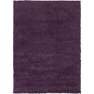 Varick Gallery Hallum Mauve Taupe Rug; 2' x 3'