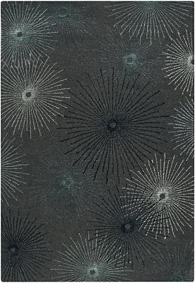 Varick Gallery Halter Cameo Blue Area Rug; 2' x 3'