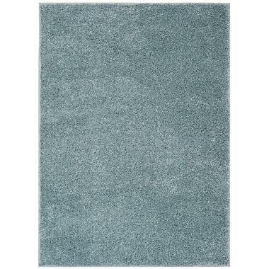Varick Gallery Helsel Blue Area Rug; 5'1'' x 7'6''