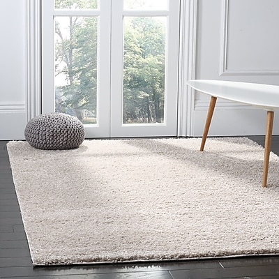 Varick Gallery Helsel Light Gray Area Rug; Runner 2' x 8'