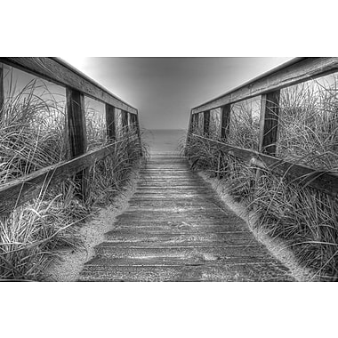 Varick Gallery 'Cape Cod' Photographic Print on Wrapped Canvas; 30'' H x 40'' W x 1.5'' D