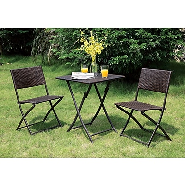 Varick Gallery Saltford Contemporary 3-Piece Seating Set
