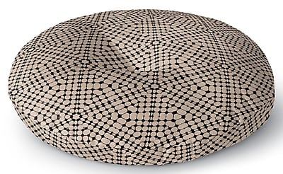 Varick Gallery Balam Haxagon Floor Pillow; 8'' H x 26'' W x 26'' D