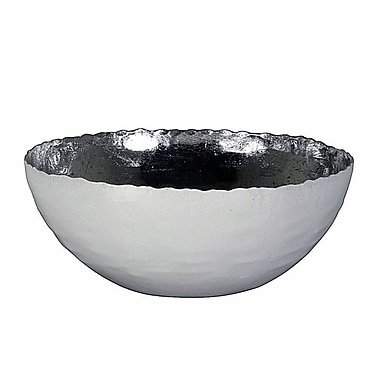 Varick Gallery Iron Decorative Bowl