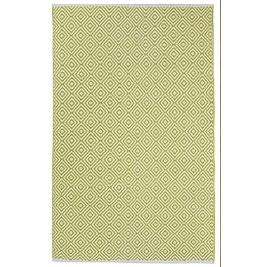 Varick Gallery Criswell Green Area Rug; 5' x 8'