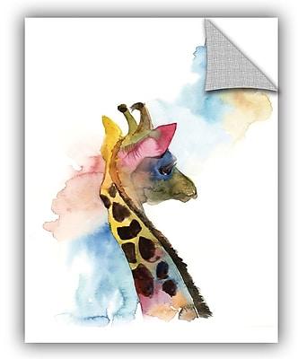 Varick Gallery Cronan Giraffe I Wall Decal; 24'' H x 18'' W x 0.1'' D
