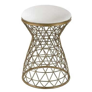 Varick Gallery Vangorder Wire Mesh Forms Stool
