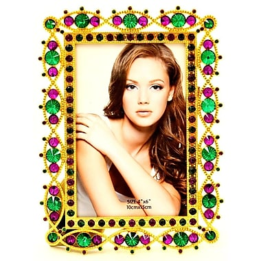 World Menagerie Gold Plating Picture Frame