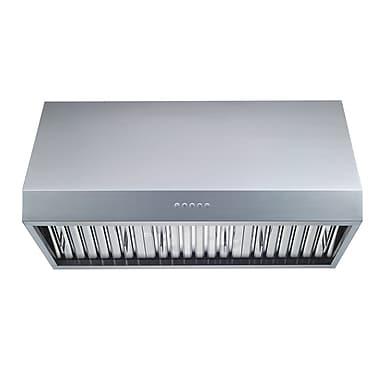 Winflo 30'' Professional 1000 CFM Ducted Under Cabinet Range Hood
