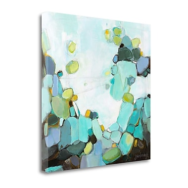 Tangletown Fine Art 'Freshwater' Print on Canvas; 26'' H x 26'' W