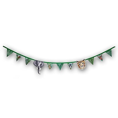 Zoomie Kids Jungle Mania Bunting