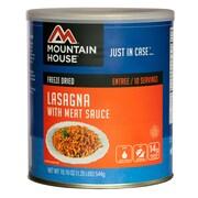 Mountain House – Conserve de lasagne avec sauce à la viande n° 10