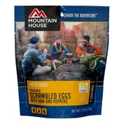 Mountain House Scrambled Eggs with Ham & Peppers Pouch