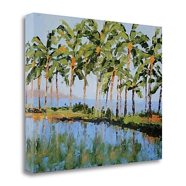 Tangletown Fine Art The View at Humu' Print on Canvas; 25'' H x 20'' W