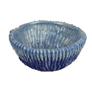 Bloomsbury Market Blue Ceramic Decorative Bowl
