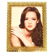 Everly Quinn Retangle Picture Frame; Gold