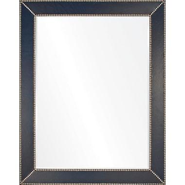 Mirror Image Home Barclay Butera Nailhead Full Length Mirror; 44'' H x 32'' W x 1'' D