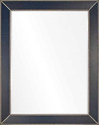 Mirror Image Home Barclay Butera Nailhead Full Length Mirror; 68'' H x 48'' W x 1'' D