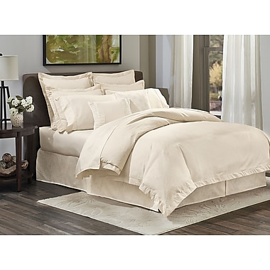 Willa Arlo Interiors Deveral Traditional 400 Thread Count Cotton Naturals Sheet Set; California King