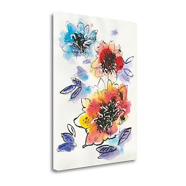 Tangletown Fine Art 'Happy Dreams V' Print on Canvas; 28'' H x 21'' W