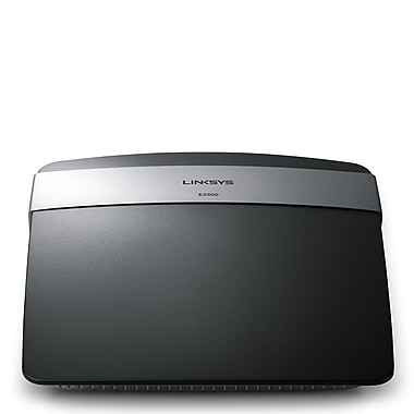 LINKSYS E2500 N600 DUAL-BAND WI-FI ROUTER (CERTIFIED REFURBISHED)