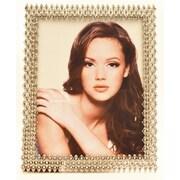 Everly Quinn Retangle Picture Frame; Sliver