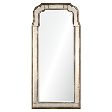 Mirror Image Home Michael S Smith Fll Length Mirror; Gold