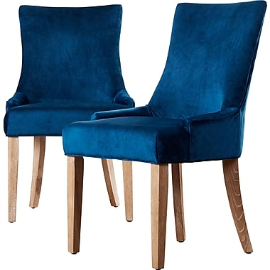 Willa Arlo Interiors Brea Dining Side Chair (Set of 2)