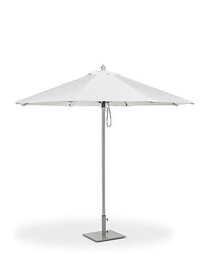 Breakwater Bay 9' Jaycee Market Umbrella; Natural WYF078281623367