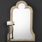Bungalow Rose Traditional Moroccan Arch Accent Mirror